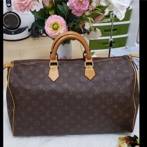 Louis Vuitton Speedy 40 (821)